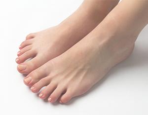 足の写真イメージ